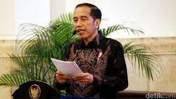 Jokowi Teken Perpres Pengamanan Capres-Cawapres