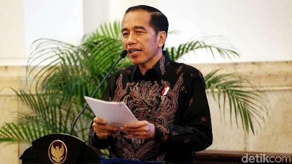 Teken PP Pelapor Korupsi Dapat Rp 200 Juta, Ini Keinginan Jokowi