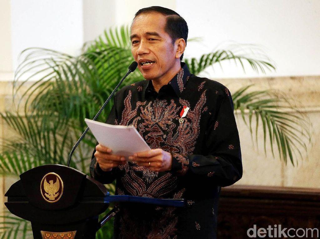 Di Depan Pengusaha, Jokowi Ungkap Alasan BUMN Garap Proyek Tol