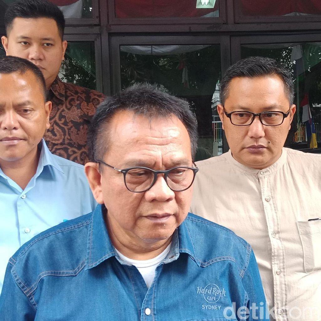 Gerindra Sudah Bulat Dorong M Taufik Jadi Wagub DKI