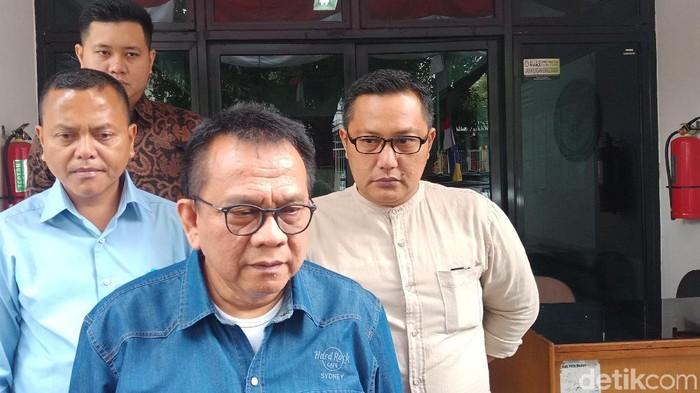 Wakil Ketua DPRD DKI, M Taufik (Foto: Eva Safitri-detikcom)
