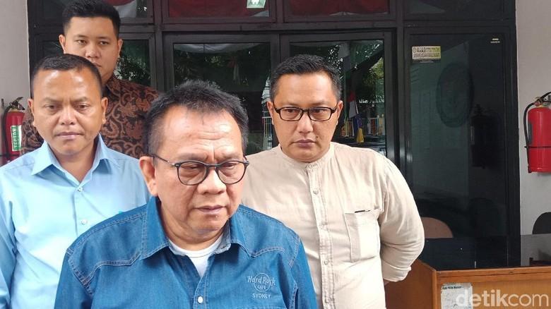 Gugat KPU DKI, M Taufik Diklarifikasi Bawaslu