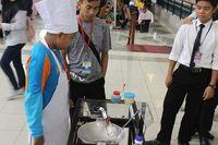 Siswa SD Muhammadiyah Ponorogo Sabet Medali Emas Kontes Robot