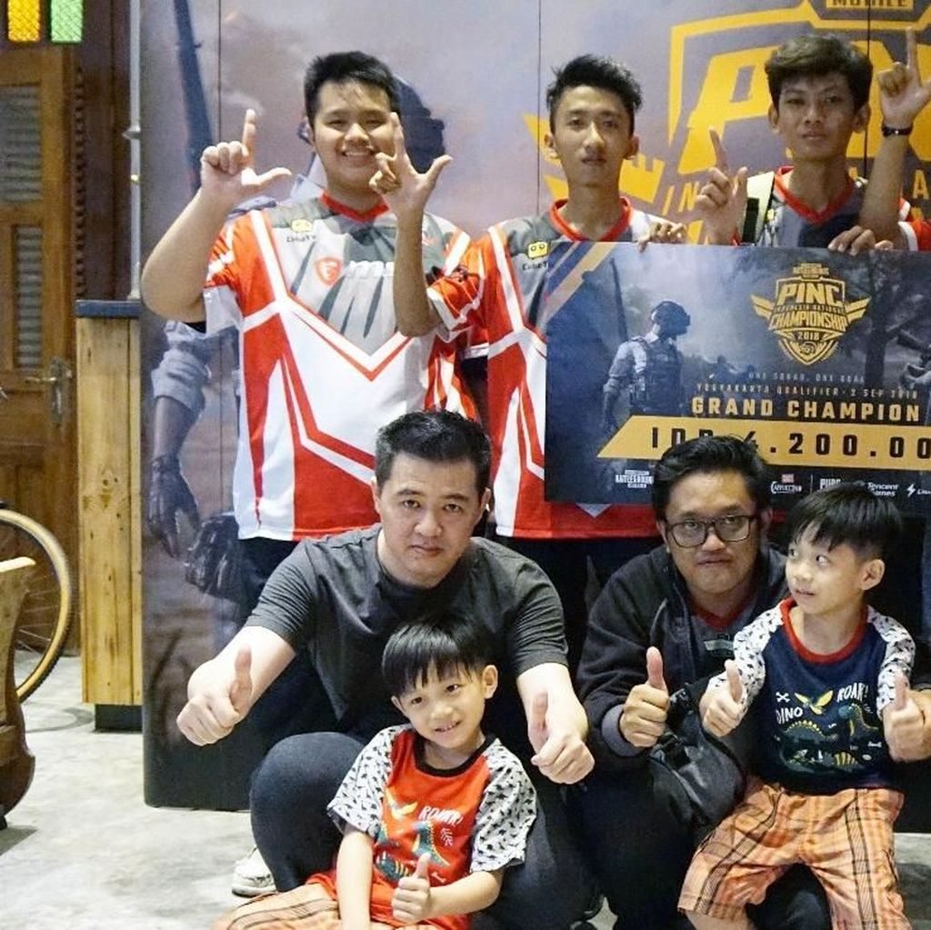 Tim PUBG Ini Siap Wakili Indonesia di Thailand