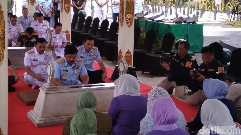 Panglima TNI Kunjungi Makam dan Museum Jenderal Sudirman di Yogya