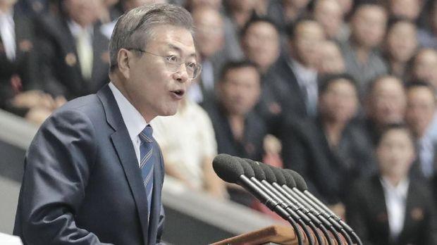 Presiden Korsel Minta Kasus Seungri Dituntaskan
