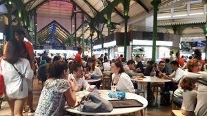 Yang Seru di Singapura, Ikut Tur ke Hawker Center hingga Pasar Tradisional!