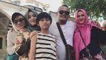 Kalimat Haru Rizky Febian di Foto Bersama Keluarga