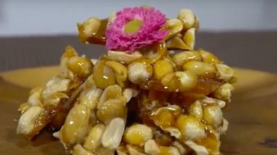 Resep Nougat Kacang, Jajanan Semanis Kenangan Bunda