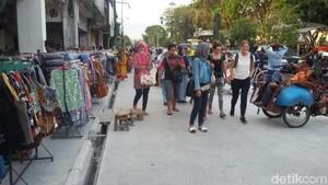 Akhir Tahun, Wisatawan Bisa Nikmati Malioboro Lebih Nyaman