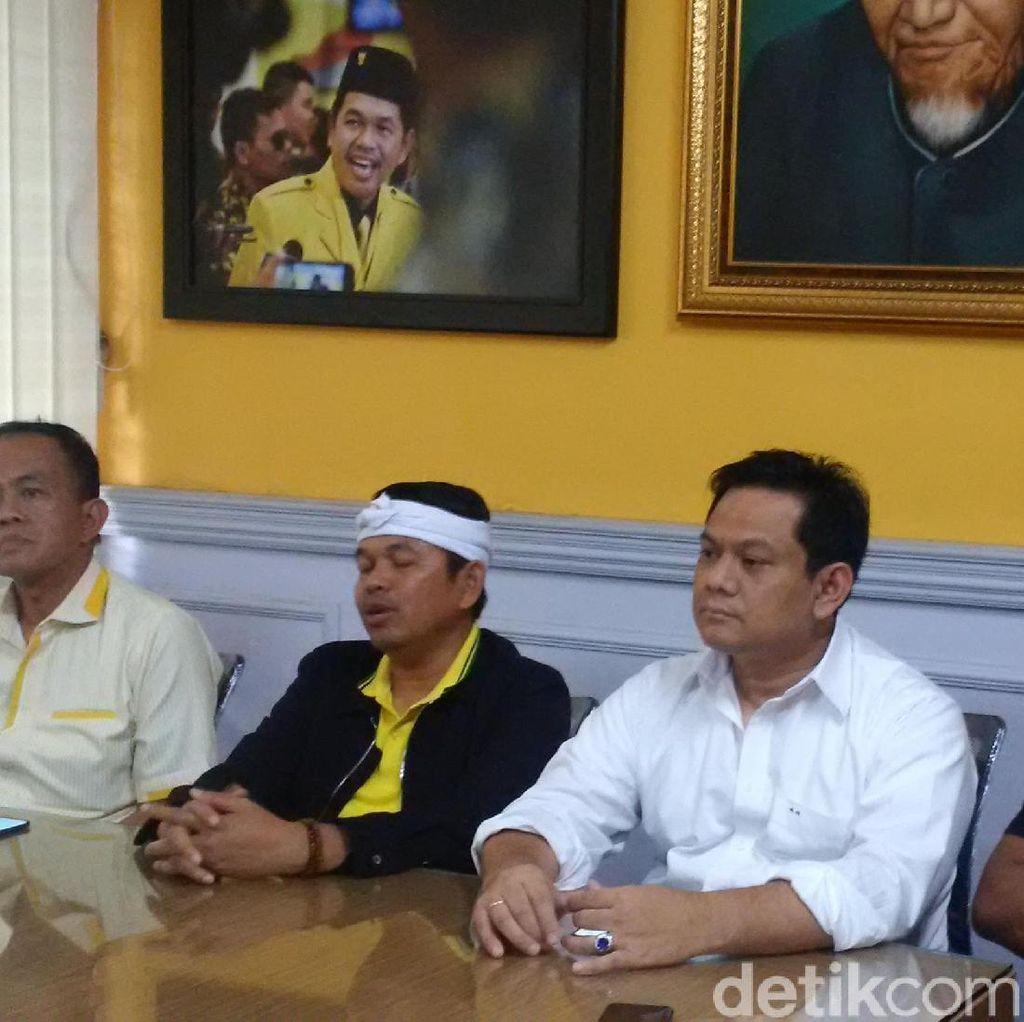 Dedi Mulyadi Klaim 22 Kepala Daerah Dukung Jokowi-Maruf Amin
