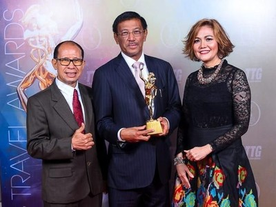 Kemenpar Raih The Best Ministry of Tourism di TTG Travel Awards