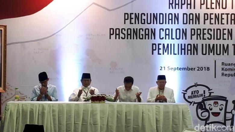 Saling Tuding Pro-Prabowo vs Tim Jokowi Soal Main Politik Identitas