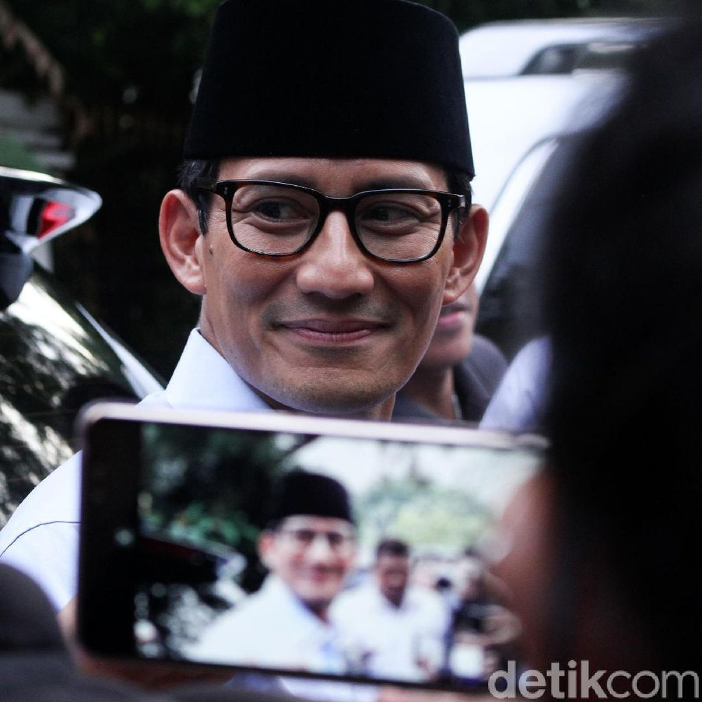 Ada Situs Skandal Sandiaga, Tim Prabowo-Sandi Minta Polisi Bertindak