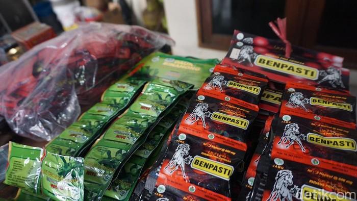 Kepala BPOM Penny K Lukito mengatakan akan terus meningkatkan pengawasan dan penegakan di bidang obat-obatan karena beredarnya jamu ilegal ini akan berdampak pada kesehatan masyarakat. (Foto: Khadijah Nur Azizah/detikHealth)