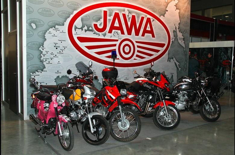 Motor Jawa Foto: dok. wikipedia