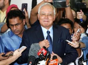 Najib Razak Pakai Uang Korupsi Rp 1,85 Miliar untuk Beli Produk Chanel