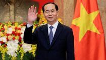 Presiden Vietnam Meninggal Dunia pada Usia 61 Tahun