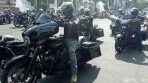 Raungan Moge Harley Banyuwangi