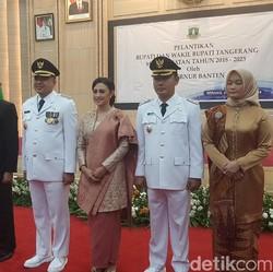 Terpilih Jadi Bupati Tangerang, Zaki Pamer 15 Program Unggulan