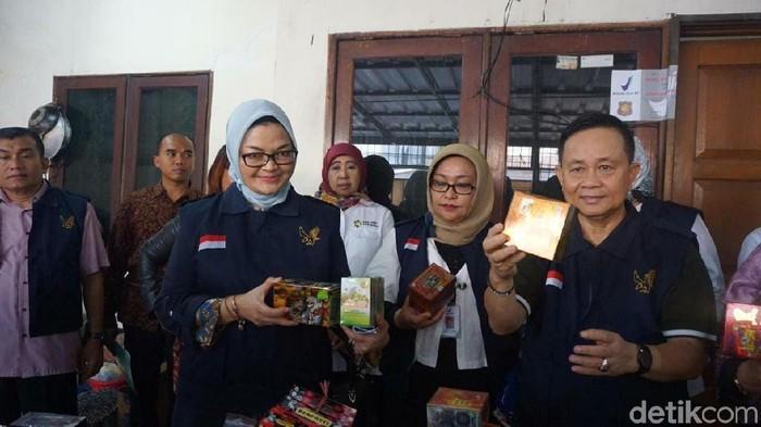 Kepala BPOM Penny K Lukito (Foto: Khadijah Nur Azizah/detikHealth)