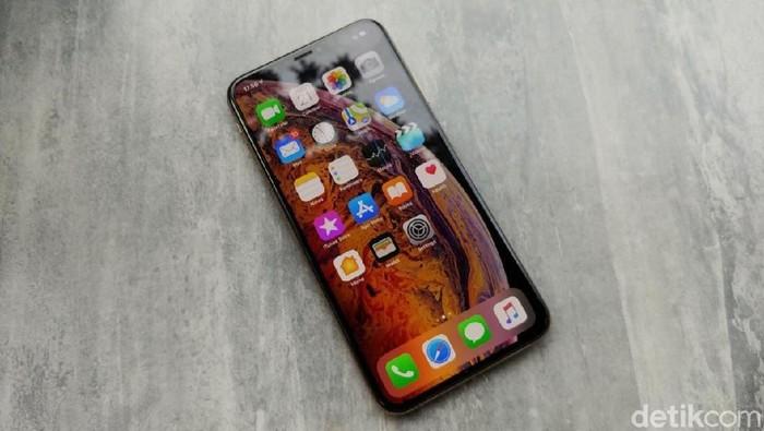 90 Smartfren Membundling Iphone Xs Max Xr Layanannya Foto Detikinet