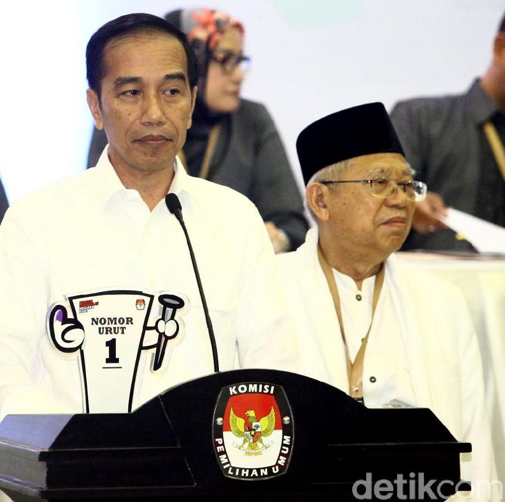 Survei Median: Keunggulan Jokowi di Pulau Jawa Menurun