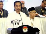 4 Perusahaan Tercatat Sumbang Dana Awal Kampanye Jokowi-Maruf