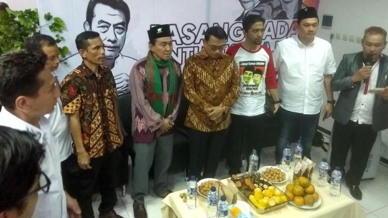 Moeldoko Resmikan Rumah Juang Jokowi yang Jadi Base Camp Relawan