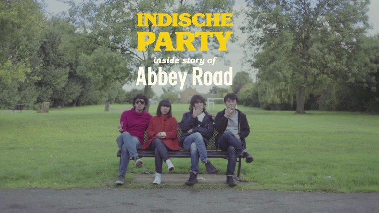 Indische Party Bagi Pengalaman di Abbey Road Lewat Video Dokumenter