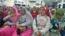 Tampilan Cetar Jemaah Haji Sulsel Saat Pulang Sudah Jadi Tradisi