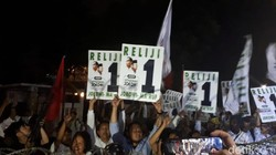 Video: Pulang dari KPU, Jokowi-Maruf Pisah Jalan