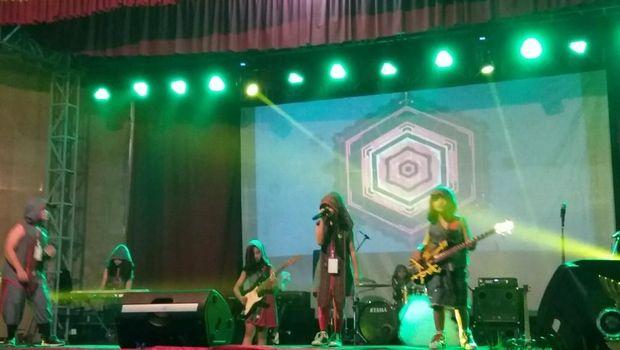 Ini 3 Nada And Friends, Band Cilik yang Viral Bawakan Lagu Metallica