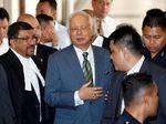 Jaksa Belum Siap, Sidang Utama Najib Razak Ditunda Senin Depan