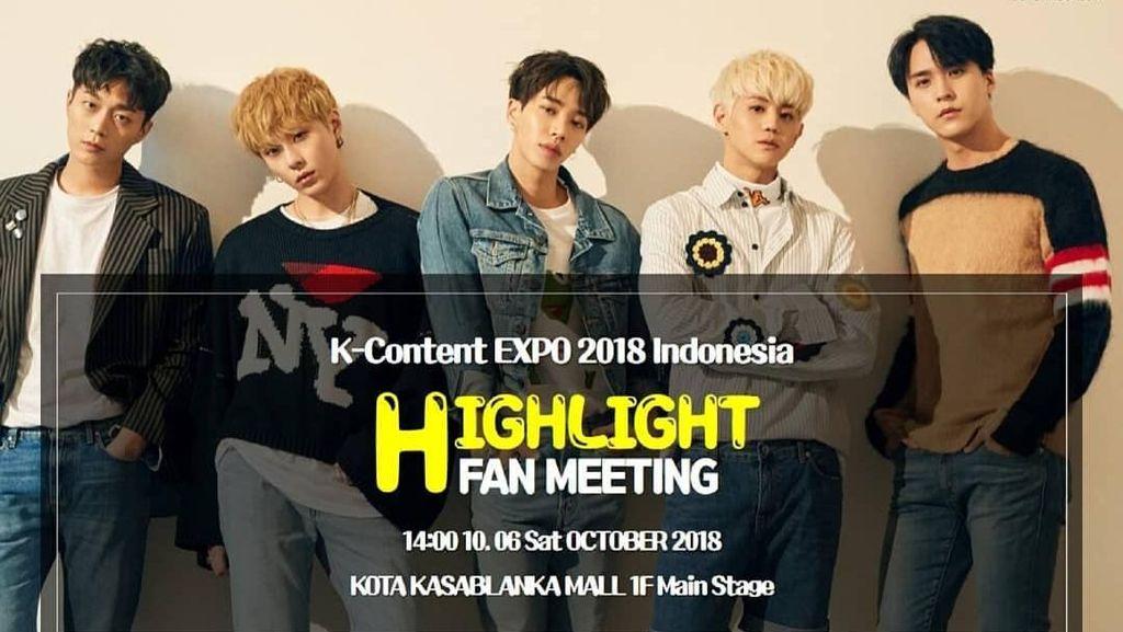 Hore... HIGHLIGHT Sapa Fans di Jakarta 6 Oktober