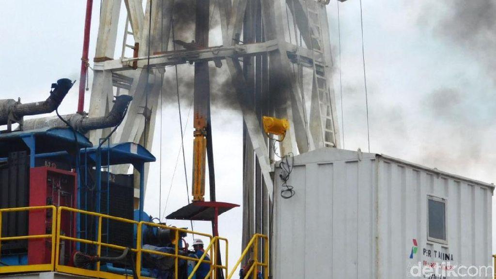 Pertamina EP Lakukan Pengeboran Sumur Minyak Pertama di Jambi