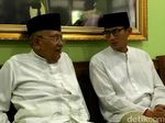 Datangi Ponpes Daarul Rahman, Sandi Didoakan Kiai Syukron Mamun