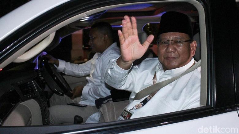 Prabowo: Menhan Bilang Kalau Perang RI Cuma Bertahan 3 Hari