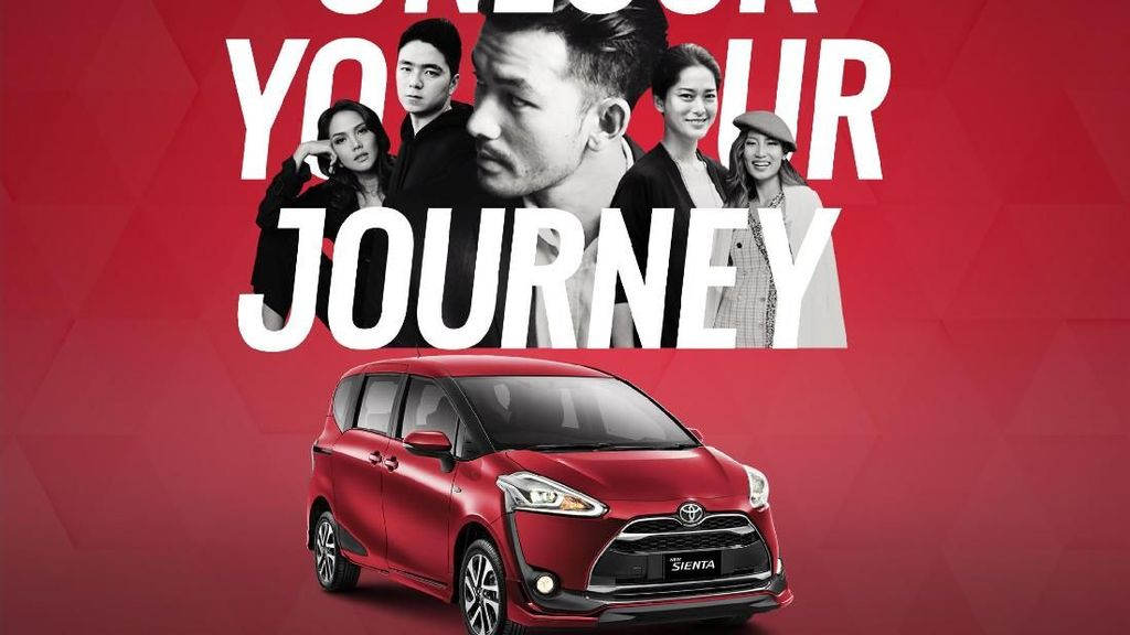 Rio Dewanto Vs Kevin Hendrawan di Sienta Unlock Your Journey