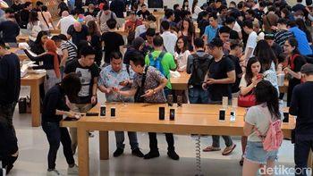 Masuk, Fanboy Apple! Yuk Jajal iPhone Baru