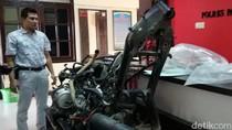 Setelah Membunuh, Dimas Pereteli dan Jual Motor Milik Mahfud