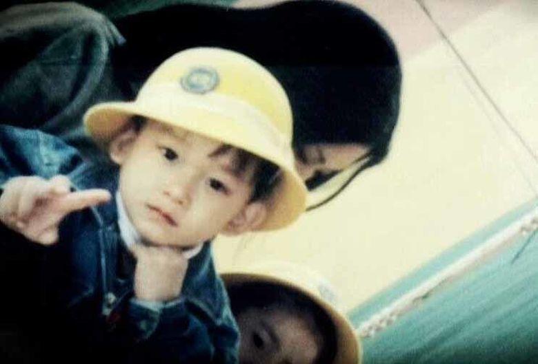 Lahir di Gyeonggi pada tahun 1992, ternyata Chen sudah memiliki paras yang tampan sejak kecil!Dok. Instagram/smtown