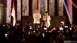 Jokowi Tak Kampanye di Hari Kerja, Maruf Temui Habaib di Jakpus
