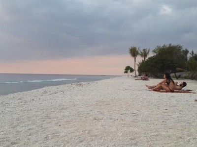 Gili Meno yang Romantis di Lombok