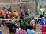 Mayat Bayi Ditutup Tanah Kuburan Hebohkan Warga Bandung