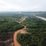 Jalan Perbatasan di Kalimantan Dapat Anggaran Terbesar
