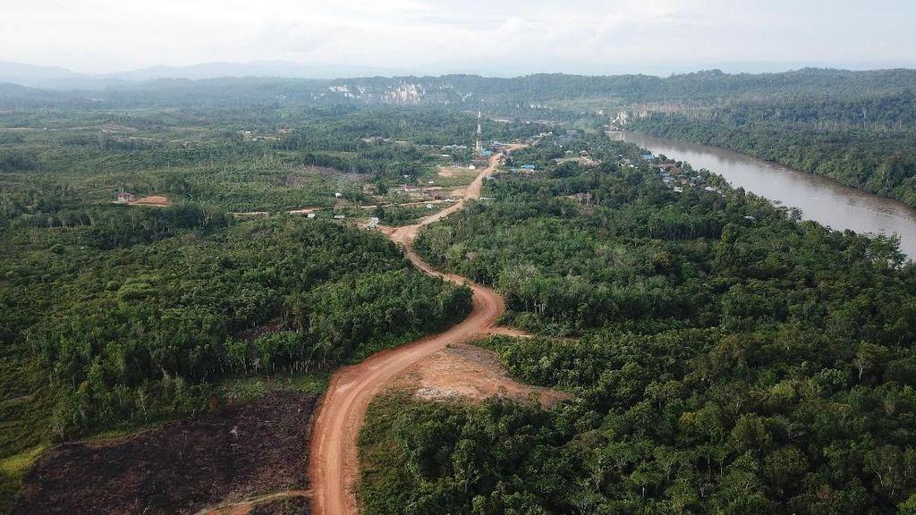 Jalan Perbatasan di Kalimantan hingga Papua Tambah 1.000 Km