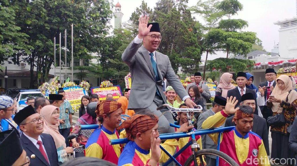 Jadi Tim Jokowi-Maruf, Ridwan Kamil: Kalau Melanggar Tidak Ikut