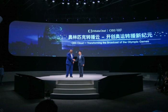 Alibaba bocorkan kecanggihan Olimpiade 2020. Foto: Alibaba