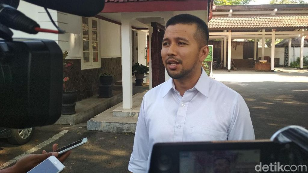 Masuk Tim Kampanye Jokowi-Maruf, Emil Minta Tidak Jadi Polemik